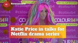 Katie Price Wants Netflix To Get Involved [Video]