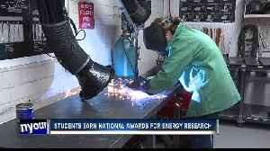 Boise State students receive national awards for nuclear energy research [Video]