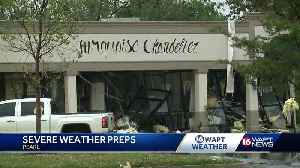 Severe weather threatens Mississippi amid tornado cleanup [Video]