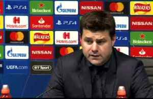 Pochettino salutes Tottenham 'heroes' after historic win [Video]