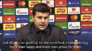 Pochettino hails Tottenham heroes after thrilling win over Man City [Video]