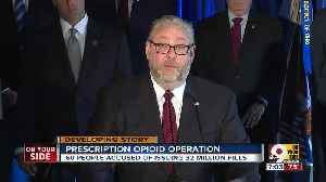 Feds: Ky., Ohio doctors among 60 charged in opioid operation [Video]