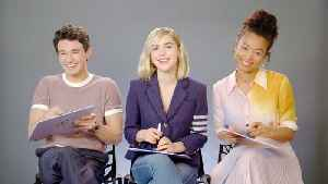 The 'Chilling Adventures Of Sabrina' Cast Members Find Out How Well They REALLY Know Each Other [Video]