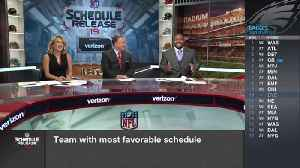 Which teams have the most favorable schedules in 2019? [Video]