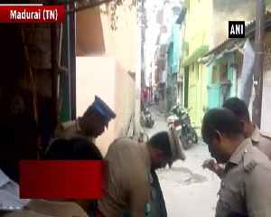 ECs flying squad raids AIADMK leaders residence [Video]