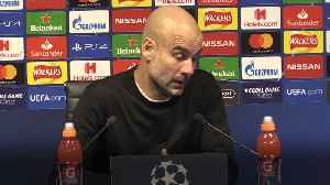 It's tough: Pep Guardiola reflects on end of City's quadruple dream [Video]