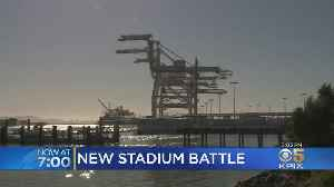 Oakland Port Maritime Industry Concerned About Proposed Athletics Stadium [Video]