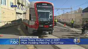 SFMTA Discovers Safety Problem With New Muni Streetcars [Video]