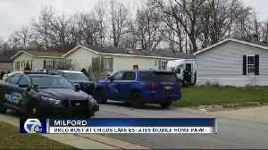 Drug bust at Childs Lake Estates mobile home park [Video]
