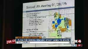 Residents upset over Lime Rock mining study in Lee County [Video]