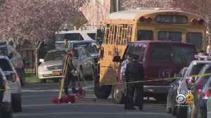 Child Killed In School Bus Traffic Accident [Video]