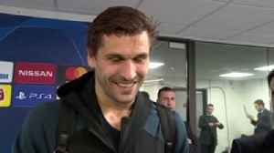 Llorente: Ref right to allow goal [Video]
