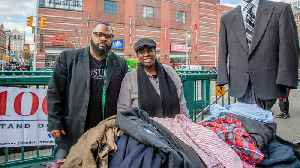SUIT UP: Non-profit Provides Suits For Ex-Convicts   TRULY [Video]