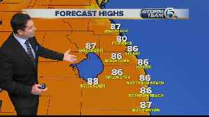 South Florida Thursday morning forecast (4/18/19) [Video]