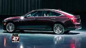 Cadillac's CT5 has a home [Video]