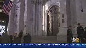 St. Patrick's Cathedral Suspect In Police Custody [Video]