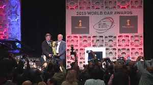 Jaguar I-PACE wins World Car of the Year 2019 [Video]