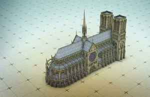 France to rebuild the Notre Dame Cathedral [Video]