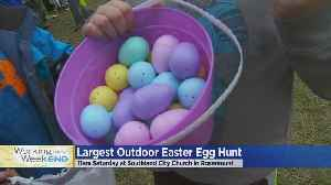 Working For The Weekend: Easter Activities & More [Video]