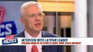 Latvian prime minister discusses growing concerns in the EU [Video]