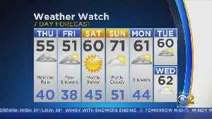 CBS 2 Weather Watch (6AM, April 18, 2019) [Video]