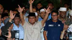 News video: Indonesian Presidential Challenger Alleges Widespread Election Cheating