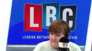 LBC Caller Fears Climate Protesters Will Ruin His Marriage Proposal [Video]