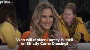 Who will replace Darcey Bussell on Strictly Come Dancing? [Video]