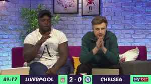 News video: Liverpool 2-0 Chelsea | Salah Wondergoal Keeps Liverpool In The Hunt For PL | #TheFootballSocial