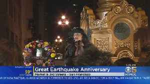 San Francisco Marks 113 Years Since 1906 Earthquake And Fire [Video]