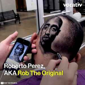 Now You Can Have the Kardashians' Faces Shaved Onto Your Head [Video]