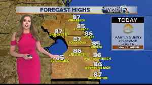 South Florida Thursday afternoon forecast (4/18/19) [Video]