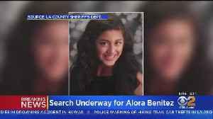 Search On For Teen Girl Whose Mother Is Wanted In A Carson Murder [Video]