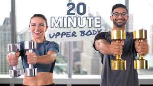 20-Minute Upper Body Workout [Video]