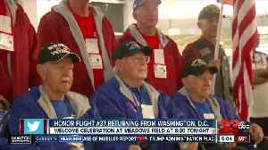 How to support veterans returning from Honor Flight [Video]