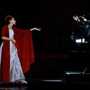 LA Opera Off Grand - Callas in Concert: The Hologram Tour [Video]