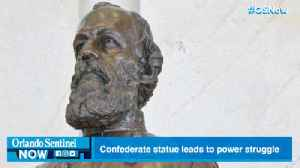 'Evil coup?' Confederate statue sparks political fight for control of Lake County Historical Society [Video]