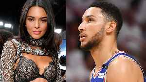 Ben Simmons Called Out For MISSING Games To PARTY With Boo Thang Kendall Jenner! [Video]