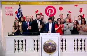 Pinterest, Zoom open strong in public trading [Video]