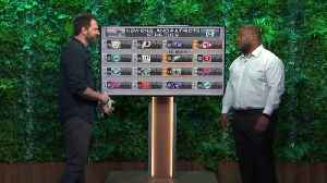 Dave Dameshek, Maurice Jones-Drew predict three huge upsets on New England Patriots' 2019 schedule [Video]