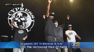 Cypress Hill To Receive Star On Hollywood Walk Of Fame [Video]