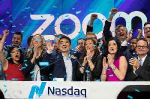 Zoom Shares Surge on First Day of Trading [Video]