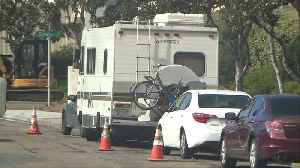 San Diego to Let People Who Live in Vehicles to Park Overnight at Stadium [Video]