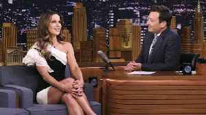 Kate Beckinsale Talks Reenacting a Scene From 'Serendipity' at TIFF | THR News [Video]