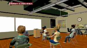 Mind Institute Hopes Virtual Reality Can Help Students with ADHD [Video]