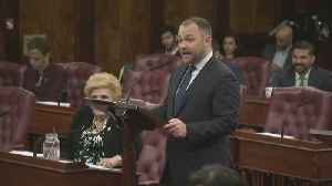 Corey Johnson, City Council Debate The NYC Green Bill [Video]