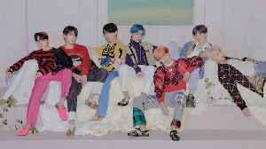 BTS Performs 'Make It Right' for the First Time on K-Pop Music Program 'M Countdown'   Billboard News [Video]