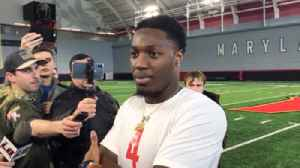 Former Terp Savage attends Maryland's Pro Day [Video]
