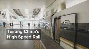 We Tested Cool Transport: The world's longest high speed rail [Video]