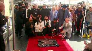 Cypress Hill Receives Star On Hollywood Walk Of Fame [Video]
